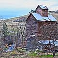 The Old Grain Storage by Steve McKinzie