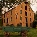 The Old Grist Mill by Michael Porchik
