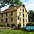 The Old Grist Mill  Paoli Pa. by Bill Cannon