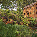 The Old Mill And Pond by Jason Politte