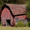 The Old Red Barn by Barb Dalton