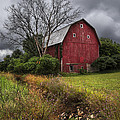 The Old Red Barn by Debra and Dave Vanderlaan