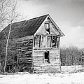 The Old Shack by Gary Heller