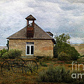 The Old Shell Schoolhouse by Janice Pariza