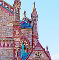 The Old South Church Boston by Michelle Constantine