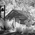 The Old Spring House by Paul W Faust -  Impressions of Light