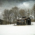 The Old Sugar Shack by Edward Fielding