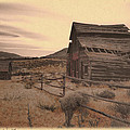 The Old West by Doug Matthews