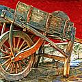 The Old Wheelbarrow by Michael Pickett