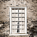 The Old Window by Olivier Le Queinec