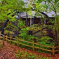 The Ole Mill by Cheryl Frischkorn