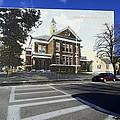 The Oliver School In Bristol Rhode Island by Jeff Hayden