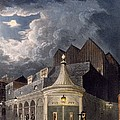 The Olympic Theatre, 1826 by Daniel Havell