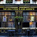 The Only Fool's And Horse's by David Pyatt