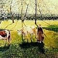 The Orchard by Paul Gosselin