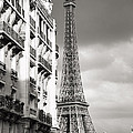 The Other View Of The Eiffel Tower by For Ninety One Days