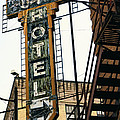 The Otis Hotel by Daniel Hagerman