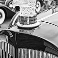 The Packard Eagle Hood Ornament At The Concours D Elegance. by Jamie Pham