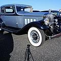 The Packard by Warren Thompson
