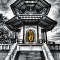 The Pagoda by David Pyatt