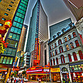 The Paramount Center And Opera House In Boston by Toby McGuire