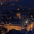 The Parliament Of Quebec by Juergen Roth