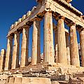 The Parthenon by Brian Jannsen
