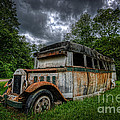 The Party Bus by Michael Ver Sprill