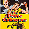 The Party Crashers, Connie Stevens by Everett