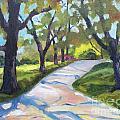 The Path by Jan Bennicoff