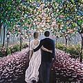 The Path Of Love  by Vesna Martinjak