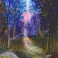 The Path Up Yonder by Carol Wisniewski