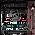 The Pearl Oyster Bar by Jeanne May