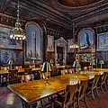 The Periodicals Room At The New York Public Library by Susan Candelario