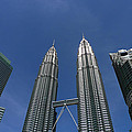 Petronas Twin Towers by August Timmermans