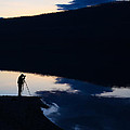 The Photographer by Aaron Aldrich