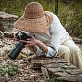 The Photographer by Linda Unger