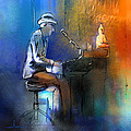 The Pianist 01 by Miki De Goodaboom