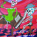 The Pianist Day Of The Dead by Julie Ellison