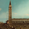 The Piazza San Marco Venice by Mountain Dreams