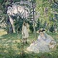 The Picnic by Henri Lebasque
