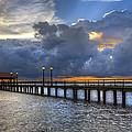 The Pier by Debra and Dave Vanderlaan