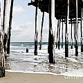 The Pier by Lana Hauser