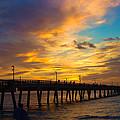 The Pier by Mayra Pau