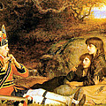 The Piper by John Everett Millais