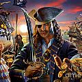 The Pirate by Adrian Chesterman
