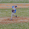 The Pitcher Digital Art by Thomas Woolworth