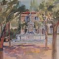 The Plaza by Dodie Davis