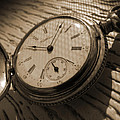 The Pocket Watch by Mike McGlothlen