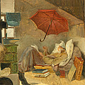 The Poor Poet II by Carl Spitzweg